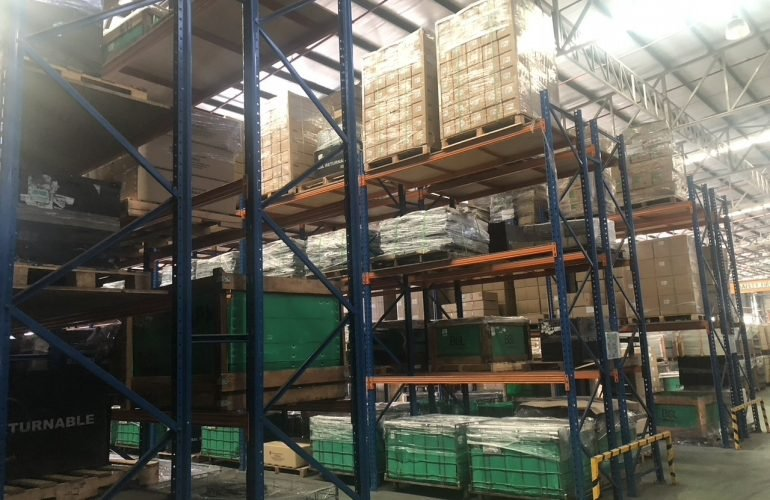 Warehousing | BSL Corp