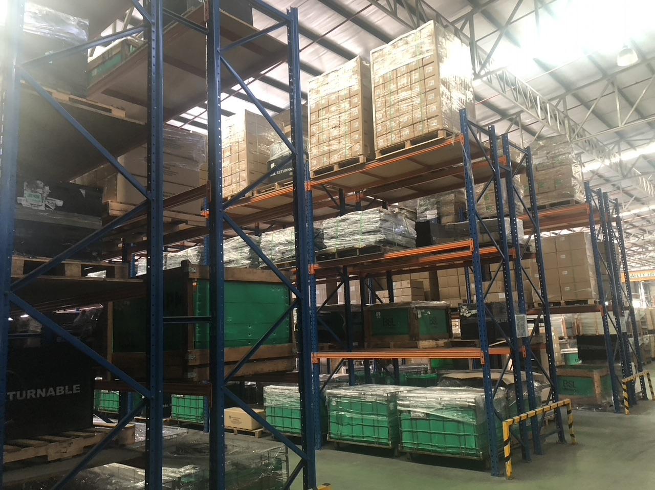 Warehousing   BSL Corp