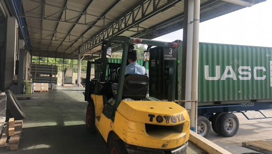 Container Loading | BSL Corp