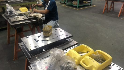 H2 New tooling assembly