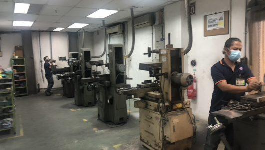 Toolmaking - Grinding | BSL Corp