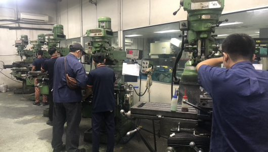 Toolmaking - Milling | BSL Corp