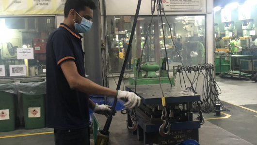 H7 Tooling maintenance