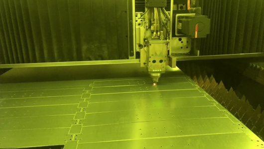 C1 Laser cutting