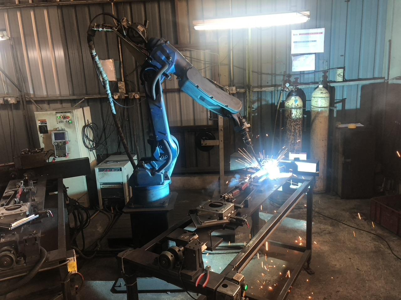 Robot Welding | BSL Corp