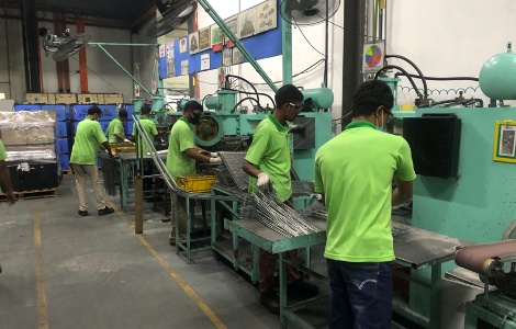 Manual Welding | BSL Corp