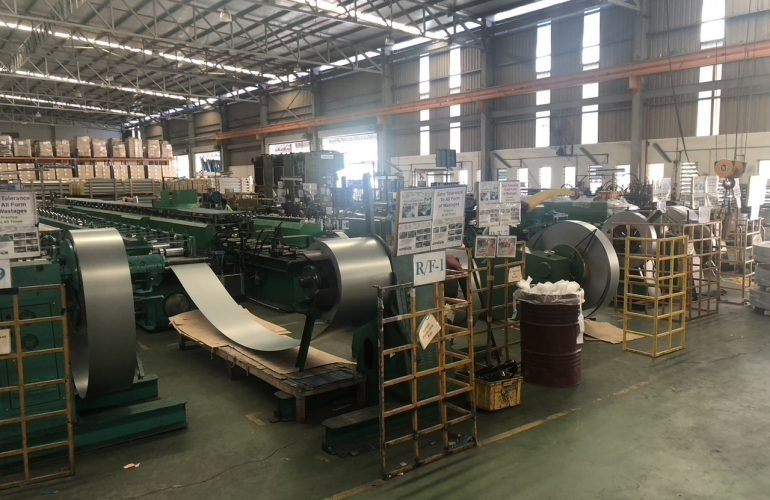 Roll Forming Machines | BSL Corp