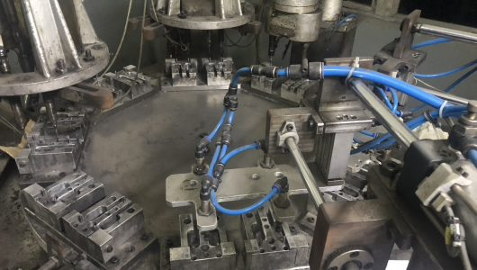 G4 Auto tapping rotary table