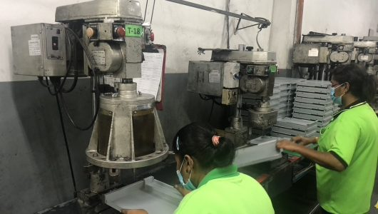 Manual Tapping | BSL Corp
